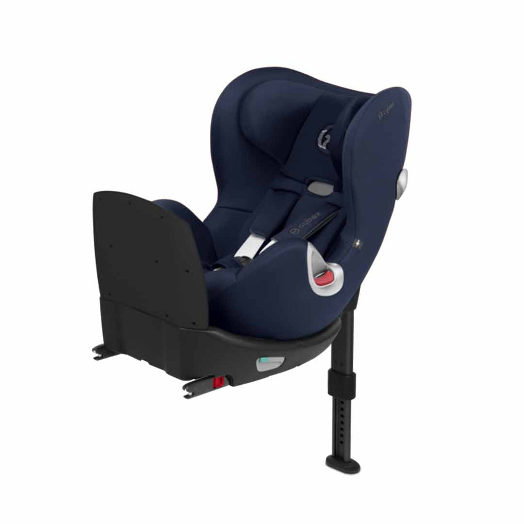 cybex sirona q i size car seat in midnight blue natural baby shower. Black Bedroom Furniture Sets. Home Design Ideas