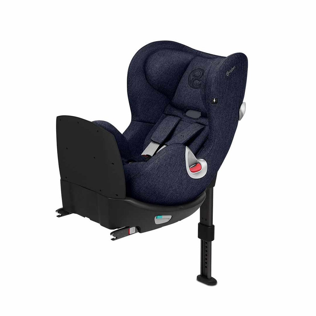 Cybex Sirona Q i-Size Plus Car Seat - Midnight Blue-Car Seats- Natural Baby Shower