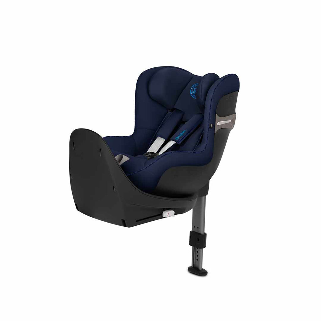 Cybex Sirona S i-Size Car Seat - Indigo Blue-Car Seats- Natural Baby Shower