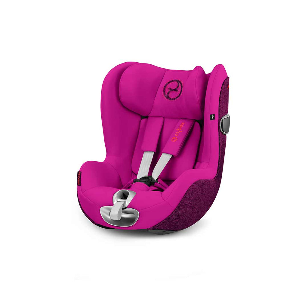 Cybex Sirona Z i-Size Car Seat - Passion Pink-Car Seats- Natural Baby Shower