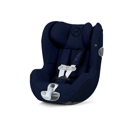 Cybex Sirona Z i-Size Plus Car Seat with SensorSafe - Midnight Blue-Car Seats- Natural Baby Shower
