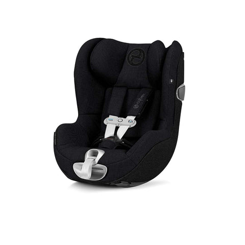 Cybex Sirona Z i-Size Plus Car Seat with SensorSafe - Stardust Black-Car Seats- Natural Baby Shower