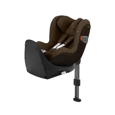 CYBEX Sirona Zi i-Size Plus Car Seat - Khaki Green-Car Seats- Natural Baby Shower