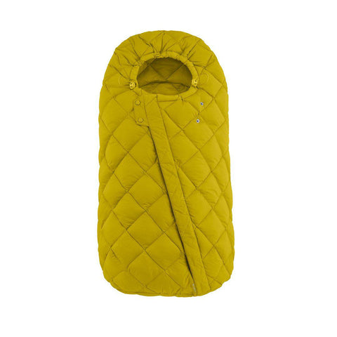 Cybex Snogga Footmuff - Mustard Yellow-Footmuffs- Natural Baby Shower