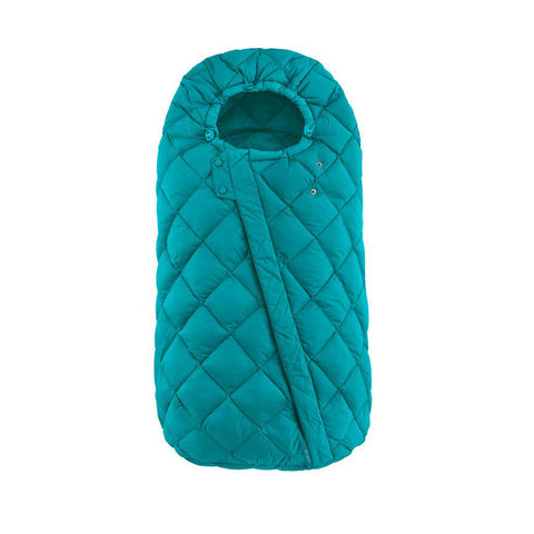 Cybex Snogga Footmuff - River Blue-Footmuffs- Natural Baby Shower