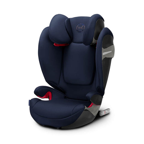 Cybex Solution S-Fix Car Seat - Denim Blue