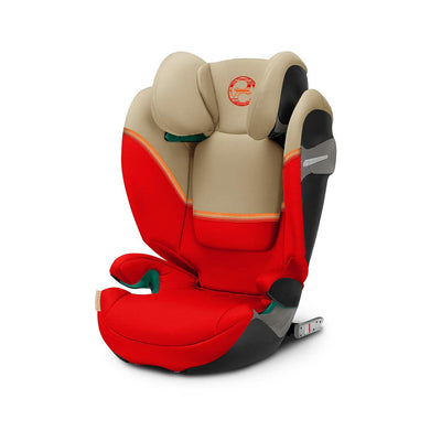 CYBEX Solution S i-Fix Car Seat - 2020 - Autumn Gold-Car Seats- Natural Baby Shower