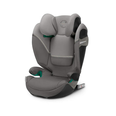 CYBEX Solution S i-Fix Car Seat - 2020 - Soho Grey-Car Seats- Natural Baby Shower