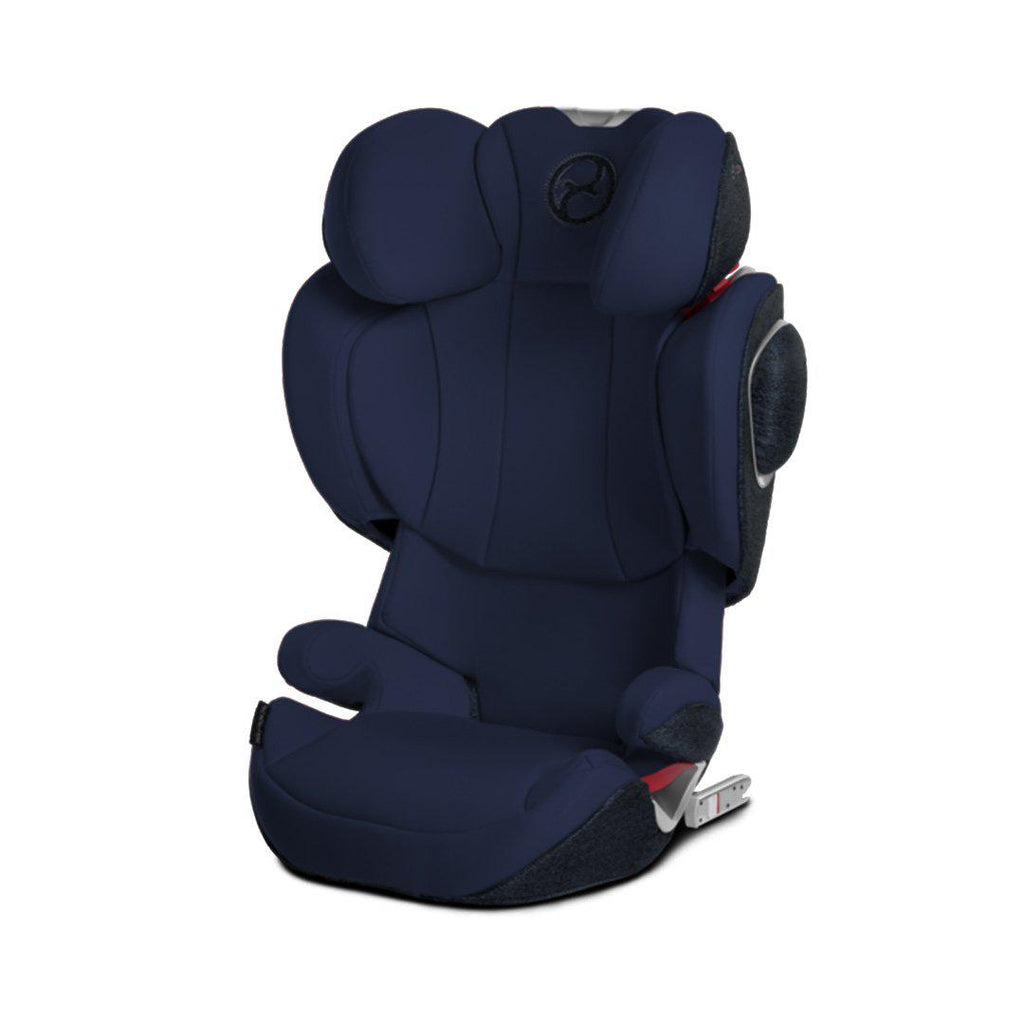 cybex solution z fix car seat in midnight blue natural. Black Bedroom Furniture Sets. Home Design Ideas