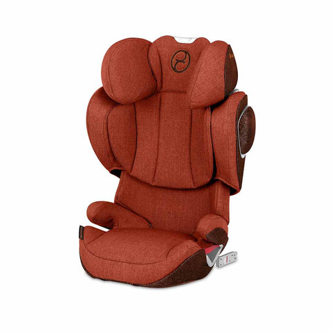 Cybex Solution Z-Fix Plus Car Seat - Autumn Gold-Car Seats- Natural Baby Shower