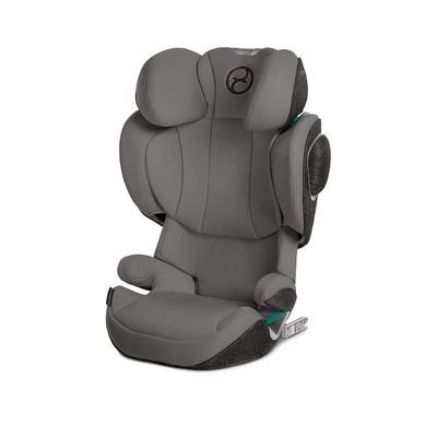 CYBEX Solution Z i-Fix Car Seat - 2020 - Soho Grey-Car Seats- Natural Baby Shower