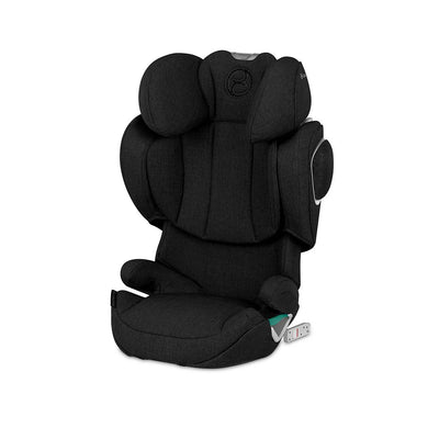 CYBEX Solution Z i-Fix Plus Car Seat - 2020 - Deep Black-Car Seats- Natural Baby Shower