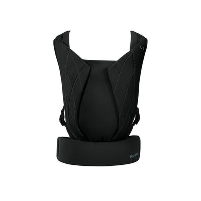 CYBEX Yema Click Baby Carrier - 2020 - Deep Black-Baby Carriers- Natural Baby Shower