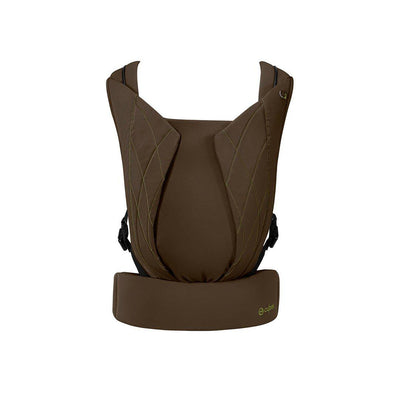 CYBEX Yema Click Baby Carrier - 2020 - Khaki Green-Baby Carriers- Natural Baby Shower