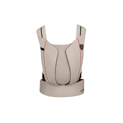 CYBEX Yema Click Baby Carrier - Scuderia Ferrari - Silver Grey-Baby Carriers- Natural Baby Shower