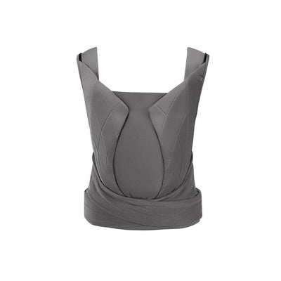 CYBEX Yema Tie Baby Carrier - 2020 - Soho Grey-Baby Carriers- Natural Baby Shower