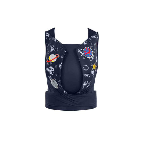 Cybex Yema Tie Baby Carrier - Space Rocket-Baby Carriers- Natural Baby Shower