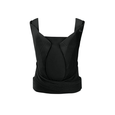CYBEX Yema Tie Baby Carrier - 2020 - Deep Black-Baby Carriers- Natural Baby Shower