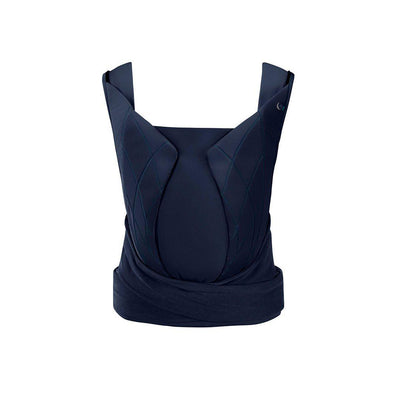 CYBEX Yema Tie Baby Carrier - 2020 - Nautical Blue-Baby Carriers- Natural Baby Shower