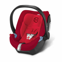 Cybex Aton 4 Car Seat in Mars Red