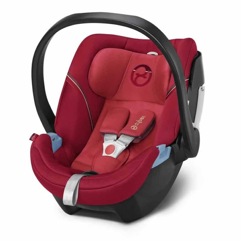 Cybex Aton 5 Car Seat in Infra Red