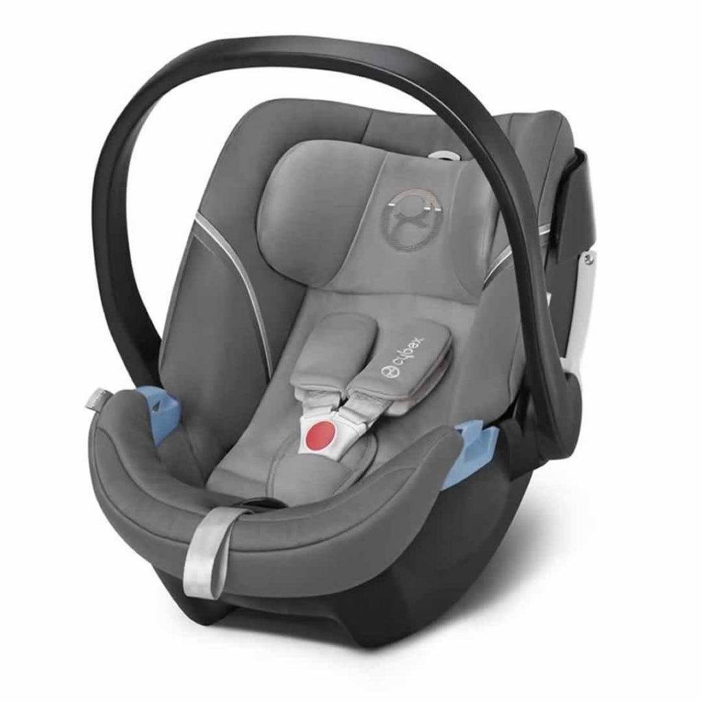 Cybex Aton 5 Car Seat in Manhattan Grey
