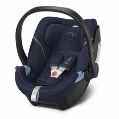 Cybex Aton 5 Car Seat in Midnight Blue