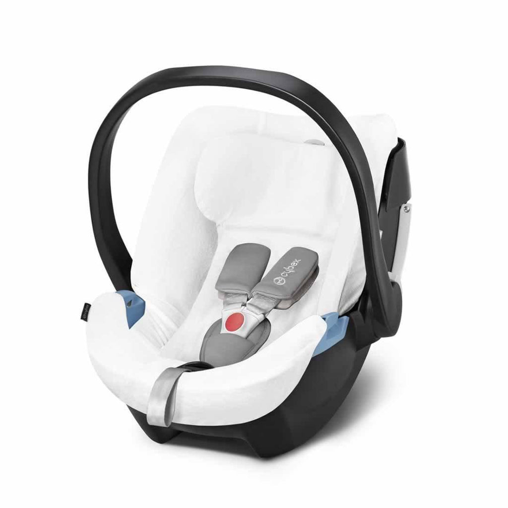 Cybex Aton 5 Summer Cover White