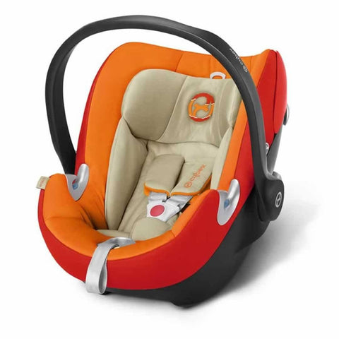 Cybex Aton Q Car Seat Autumn Gold