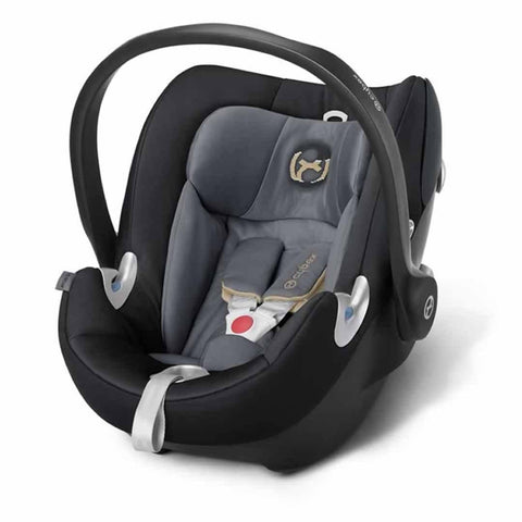 Cybex Aton Q Car Seat Graphite Black