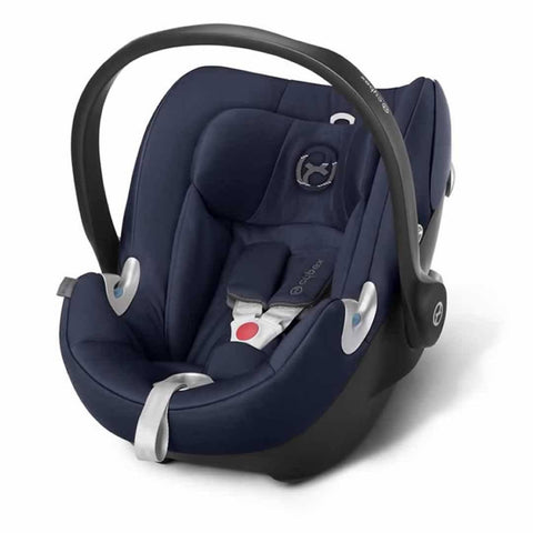Cybex Aton Q Car Seat Midnight Blue