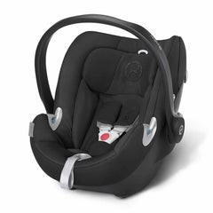 Cybex Aton Q Car Seat in Happy Black