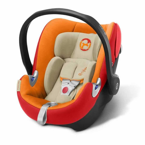 Cybex Aton Q I-Size Car Seat Autumn Gold