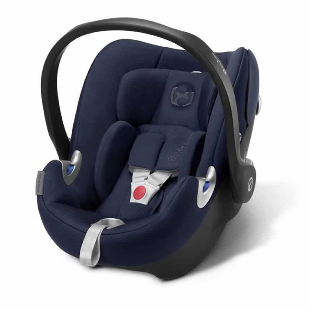 Cybex Aton Q I-Size Car Seat Midnight Blue