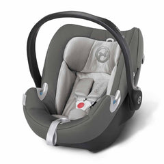 Cybex Aton Q Car Seat in Manhattan Grey