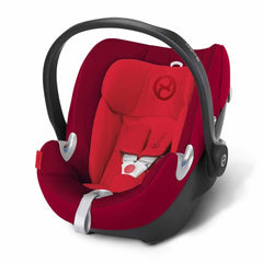 Cybex Aton Q Car Seat in Mars Red