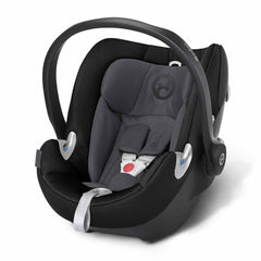 Cybex Aton Q Car Seat in Phantom Grey