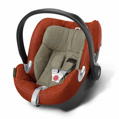 Cybex Aton Q Plus Car Seat in Autumn Gold