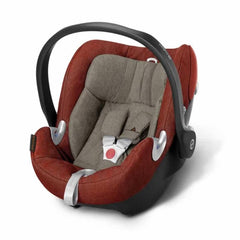 Cybex Aton Q Plus Car Seat Autumn Gold