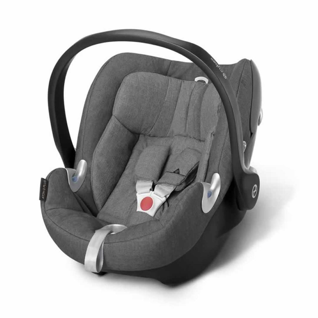 Cybex Aton Q Plus Car Seat Manhattan Grey