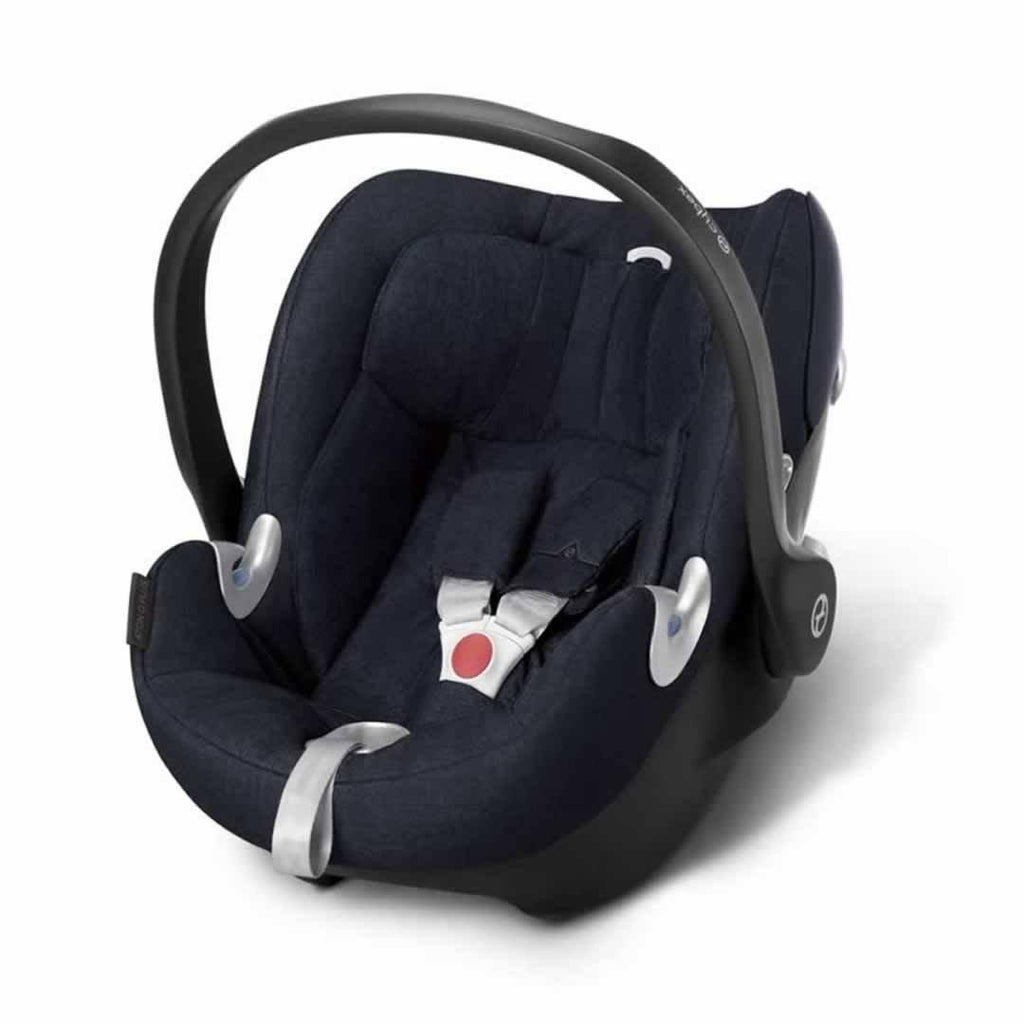 Cybex Aton Q Plus Car Seat Midnight Blue