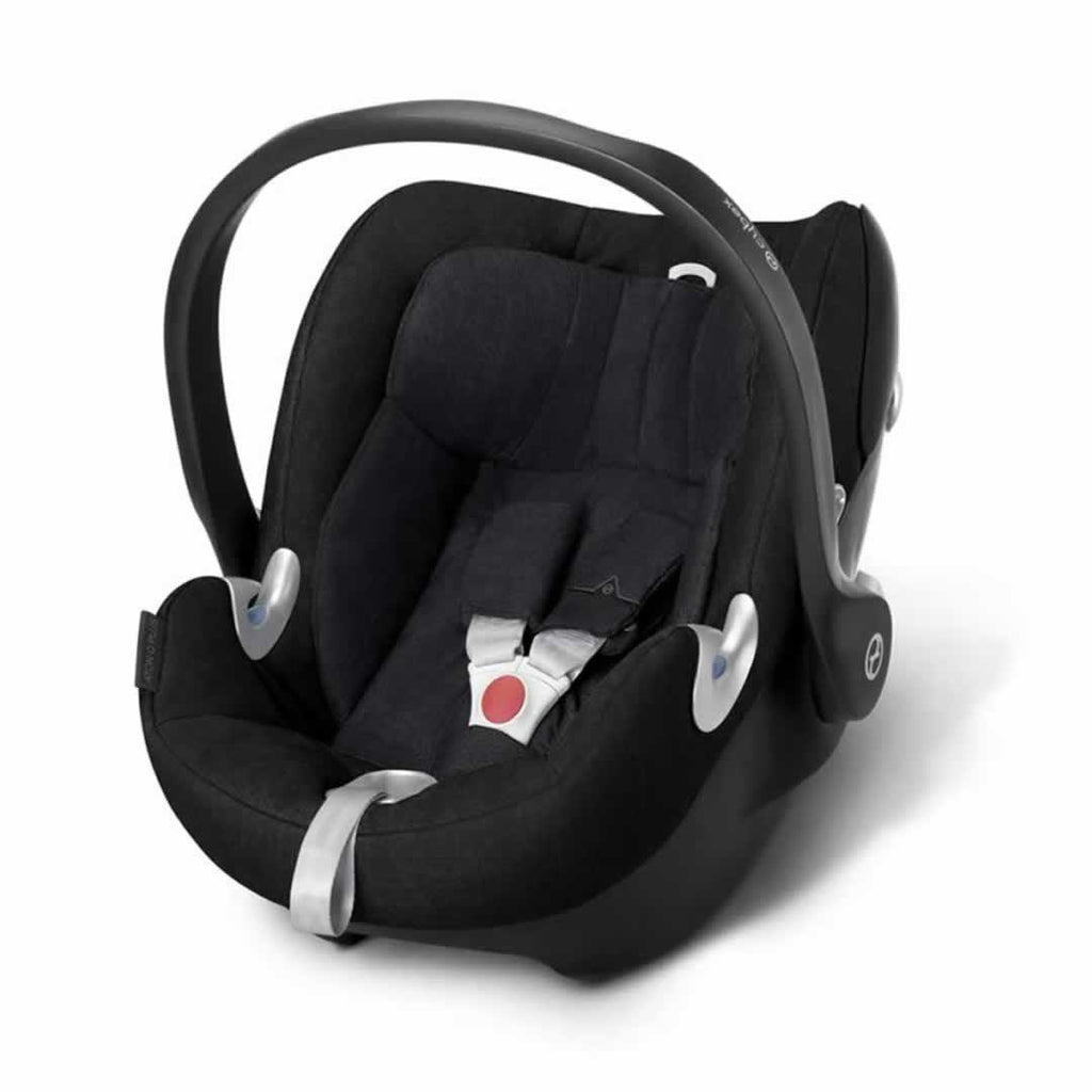 Cybex Aton Q Plus Car Seat Stardust Black