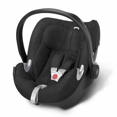 Cybex Aton Q Plus Car Seat in Happy Black