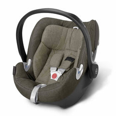 Cybex Aton Q Plus Car Seat in Olive Khaki