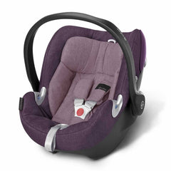 Cybex Aton Q Plus Car Seat in Princess Pink