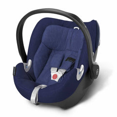 Cybex Aton Q Plus Car Seat in Royal Blue