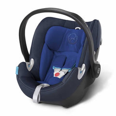 Cybex Aton Q Car Seat in Royal Blue