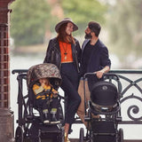 Cybex Priam Stroller with Lux Seat - Butterfly Lifestyle