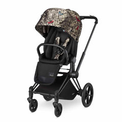 Cybex Priam Stroller with Lux Seat Butterfly
