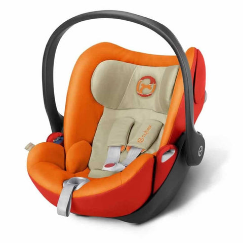 Cybex Cloud Q Car Seat in Autumn Gold